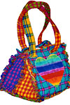 Rag Bag Fat Quarter Purse Pattern - Retail $8.00