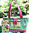 Kwik Metro Bag Pattern - Retail $12.00