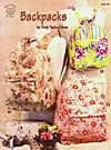 Backpacks Pattern Booklet - Retail $15.00