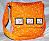 The Hot Mama Diaper Bag Pattern - Retail $11.95