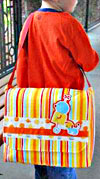 Little Buddy Messenger Bag Pattern - Retail $11.95