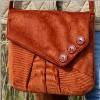 The Reepham Messenger Bag Pattern - Retail $10.00