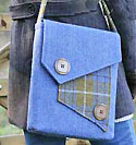Morston Quay Messenger Bag Pattern - Retail $10.00