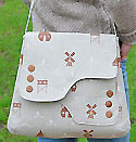 The Saxted Green Satchel Pattern - Retail $10.00