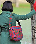 The Sudbury Saddle Bag Pattern - Retail $10.00
