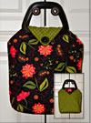 Button-Down Reversible Bag Pattern - Retail $9.00