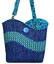 Tidal Wave Bag Pattern - Retail $11.50