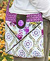 Cross Pocket Bag Pattern - Retail $9.00