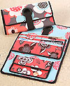 Grommet Wallet Pattern - Retail $9.99