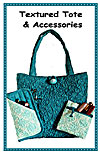 Textured Totes and Accessories Pattern - Retail $9.95